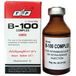 B-Complex - B1, B2, B6, Nicotinamide